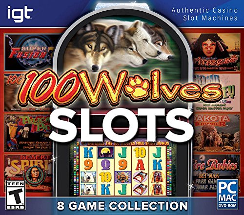 Encore Games Slots Wolves 8 Pack product image