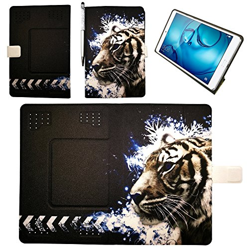Tablet Cover Case for Lava E-Tab Connect Plus Case LH by ZhouYunDa