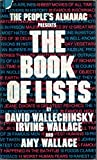 img - for The People's Almanac Presents the Book of Lists book / textbook / text book