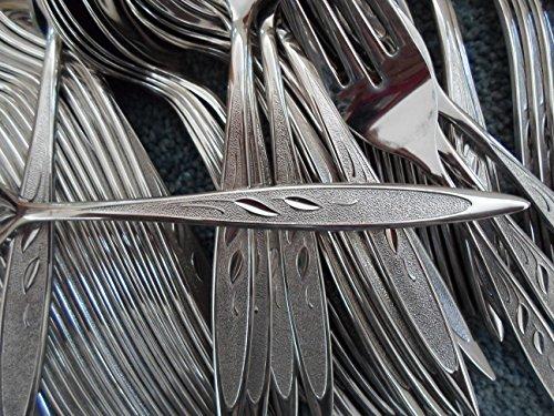 Oneida Royal Harvest (Oneida Rogers 18/8 USA Stainless Flatware ROYAL HARVEST 16pc Lot Looks)