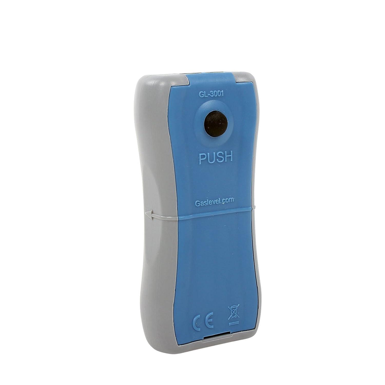 Bombole di Gas Indicatore del livello dell' acqua gas Level® GL 3001per gas propano bottiglie 5, 11, 33kg 33kg Gaslock GmbH