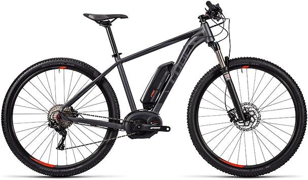 Bicicleta eléctrica CUBE Reaction Hybrid Race 500 HPA 2016-17 29