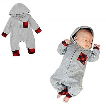 669976a30a65a 男女兼用 ジッパー付け カバーオール かわいい ベビー服 女の子 赤ちゃん服 幼児 子供服 男の子 長袖 4
