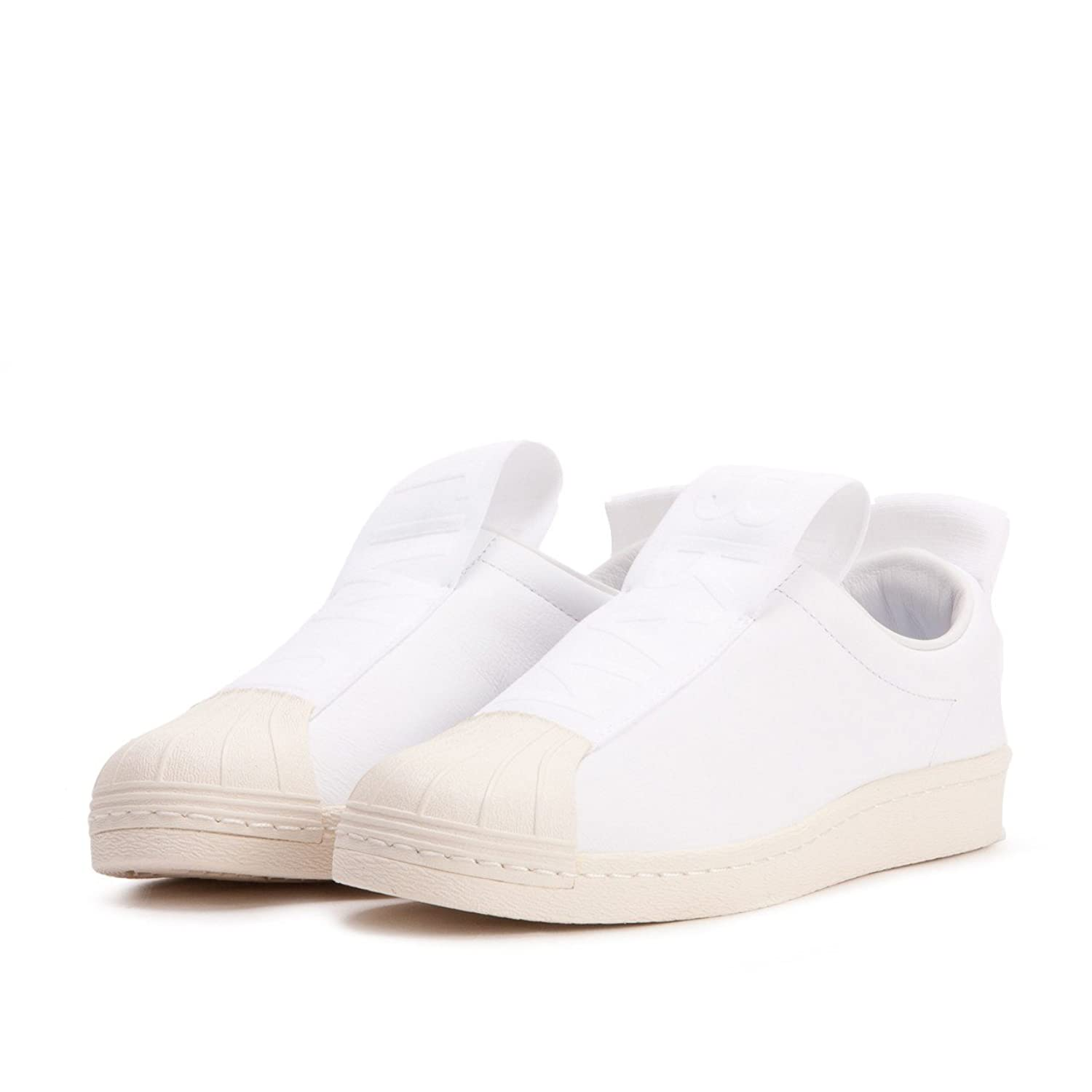 Amazon.com | adidas Originals Women's Superstar BW3S Slip-On Shoes BY9139 |  Loafers & Slip-Ons