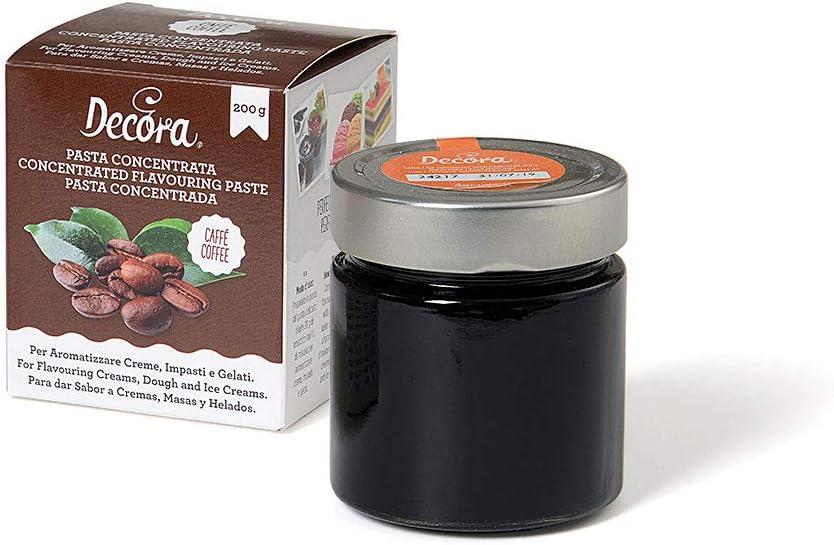 Decora Crema Para Dar Sabor De Cafe Concentrada 200 g: Amazon ...