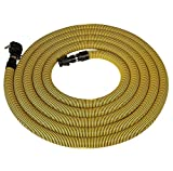 Sanisailor 20' Suction Hose with Quick Connect Fittings