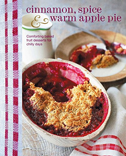 Cinnamon, Spice & Warm Apple Pie: Comforting baked fruit desserts for chilly days (Best Plum Upside Down Cake Recipe)