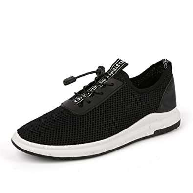 Shoes Mens Shoes Summer Tulle Hollow-Out Light Soles Comfort Athletic Shoes Walking Shoes Lace
