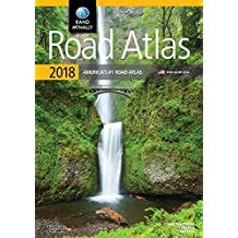 2018 Rand McNally Road Atlas: Reg