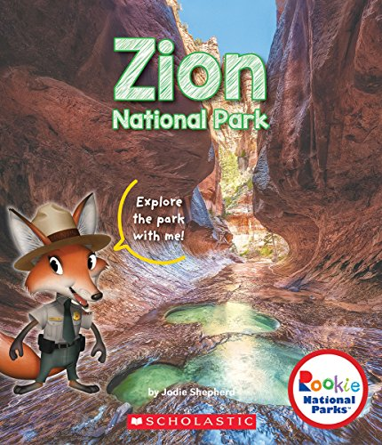 Zion National Park (Rookie National Parks (Library))