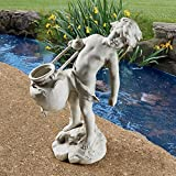 Design Toscano KY6063 Young Child Urn Carrier Garden Statue Review