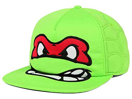 Teenage Mutant Ninja Turtles Big Face Flat Brim Gorra ...