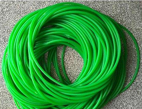 Transmission par courroie 3m PU pour Horloger Tour verte /épaisse 4mm