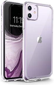 SUPCASE Unicorn Beetle Style Series - Carcasa híbrida para iPhone 11 de 6,1 Pulgadas (2019 lanzamientos), Transparente
