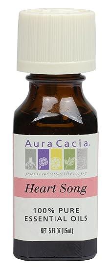 Aura Cacia Heart Song Blend