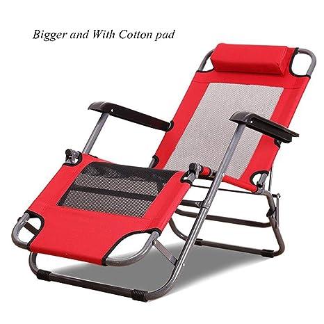 VIVOCC Plegable De reclinación Lounge Chair Calesa ...