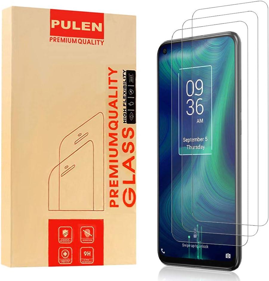 PULEN - Protector de pantalla para Alcatel TCL Plex (2 unidades ...