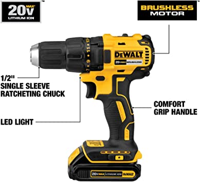 DEWALT DCD777C2 featured image 2