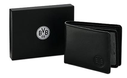 BVB 09 Borussia Dortmund Ledergeldbörse Geschenk
