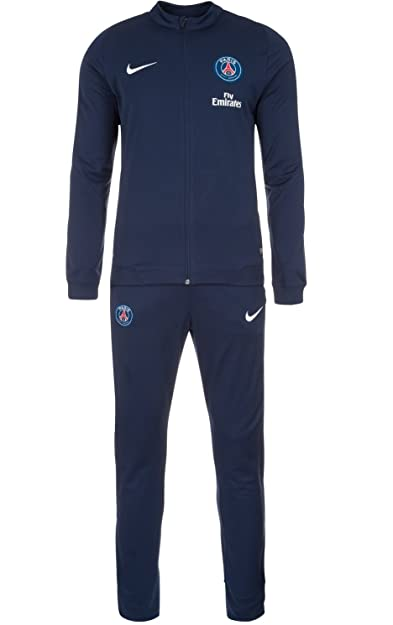 first look 50% off wholesale outlet Nike - Football - survêtement PSG Revolution: Amazon.fr ...