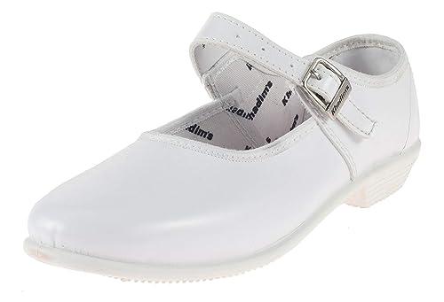 Synthetic Mary Jane School Shoe