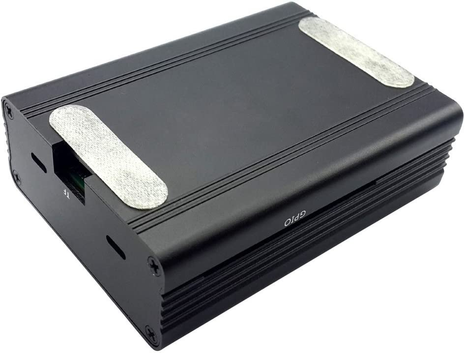 BLUEXIN Tinker board Case Aluminum With heatsinks Black