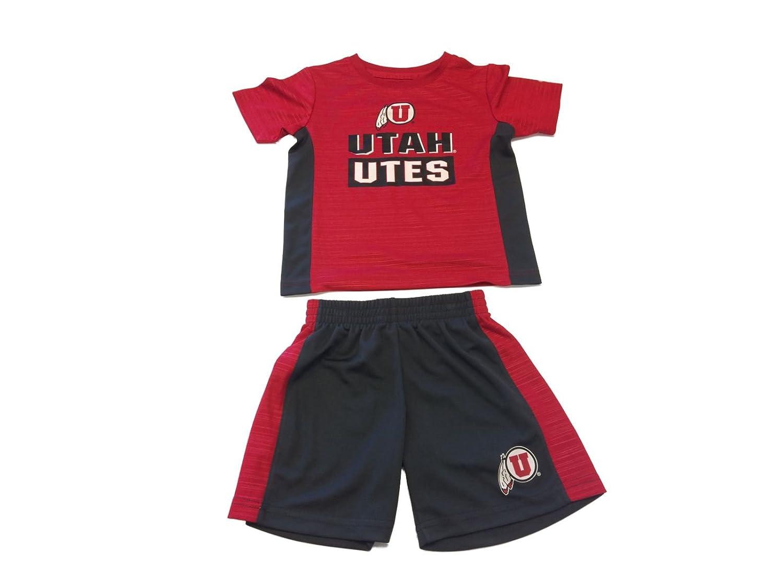 特別価格 Utah B071ZR2RXH Utes Colosseum TODDLER Shorts TODDLER Red Grey Performance SS T-Shirt & Shorts Set (3T) B071ZR2RXH, ディアサーナ雑貨インテリアライフ:f6cada09 --- a0267596.xsph.ru