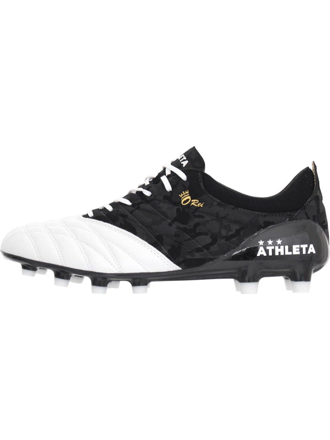 ATHLETA(アスレタ) O-Rei Futebol T001 10002-BLPW B01MCQF1EO 25 7018ブラック×パールホワイト