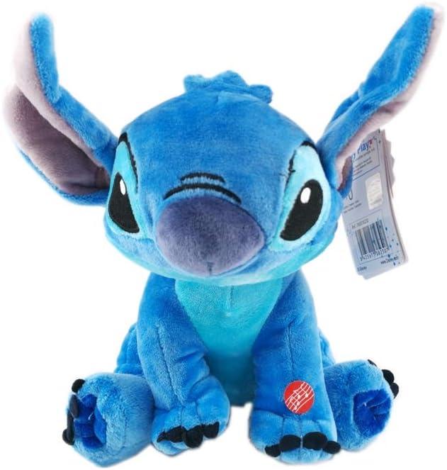 Play by Play Peluche Soft Stitch Disney con Suono 30cm 460018232