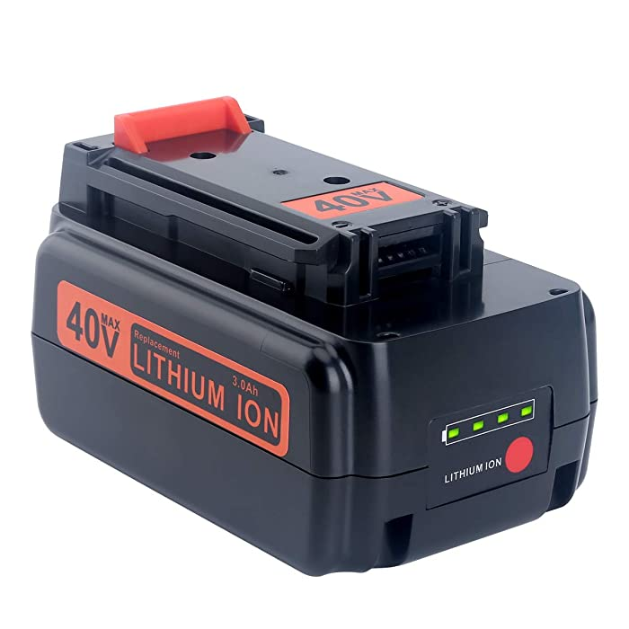 The Best Black And Decker 15 Ah 40V Lithium Battery