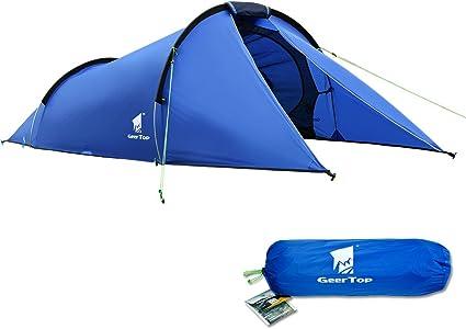 World Famous Sports 1-personne Bivouac Tente avec pluie Fly