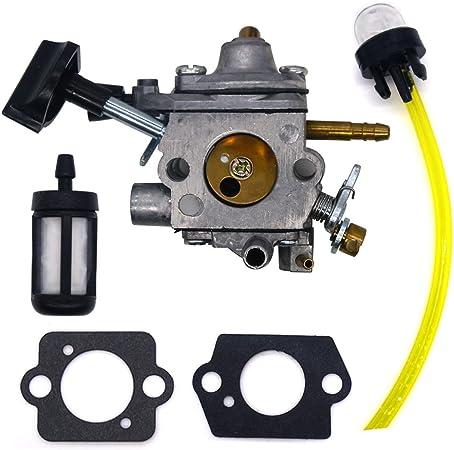 Carburetor Gasket Fuel filter For Stihl BR 500 BR 550 BR 600 4282-120-0606 Carb