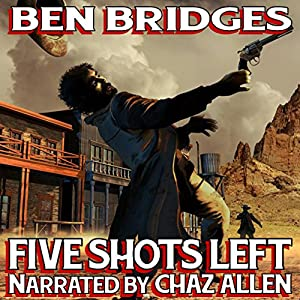 Five Shots Left Audiobook