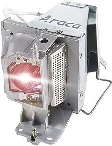 Araca MC.JH111.001 /MC.JN811.001 /NP36LP /100014091 Replacement Projector Lamp with Housing for H5380BD /P1283 /P1383W /X113PH /NP-V302W /NP-V302X /H6519ABD /H6517ABD /X127H /X117H Projector Lamp