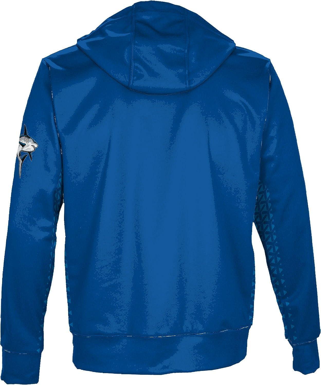 Geo School Spirit Sweatshirt Nova Southeastern University Mens Pullover Hoodie