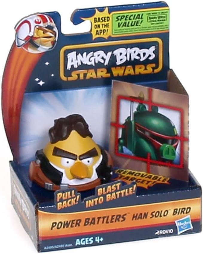 Angry Birds Star Wars Power Battlers Luke Skywalker Bird Battler Hasbro A2496