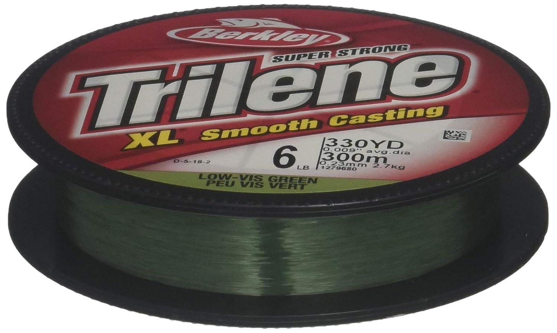 Trilene XL、12lb | 5.4 KG、9000yd | 8229 Mモノフィラメント – 12lb | 5.4 KG – 9000yd | 8229 M  グリーン B009AVJRG8