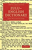 Zulu-English Dictionary, Colenso, John William, 1108047165