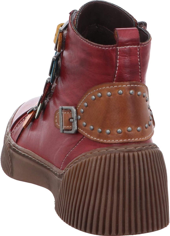 Gemini Damen Stiefeletten Stiefel 033105-02 Mehrfarbig