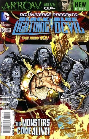 Download DC Universe Presents (Issue #16) pdf