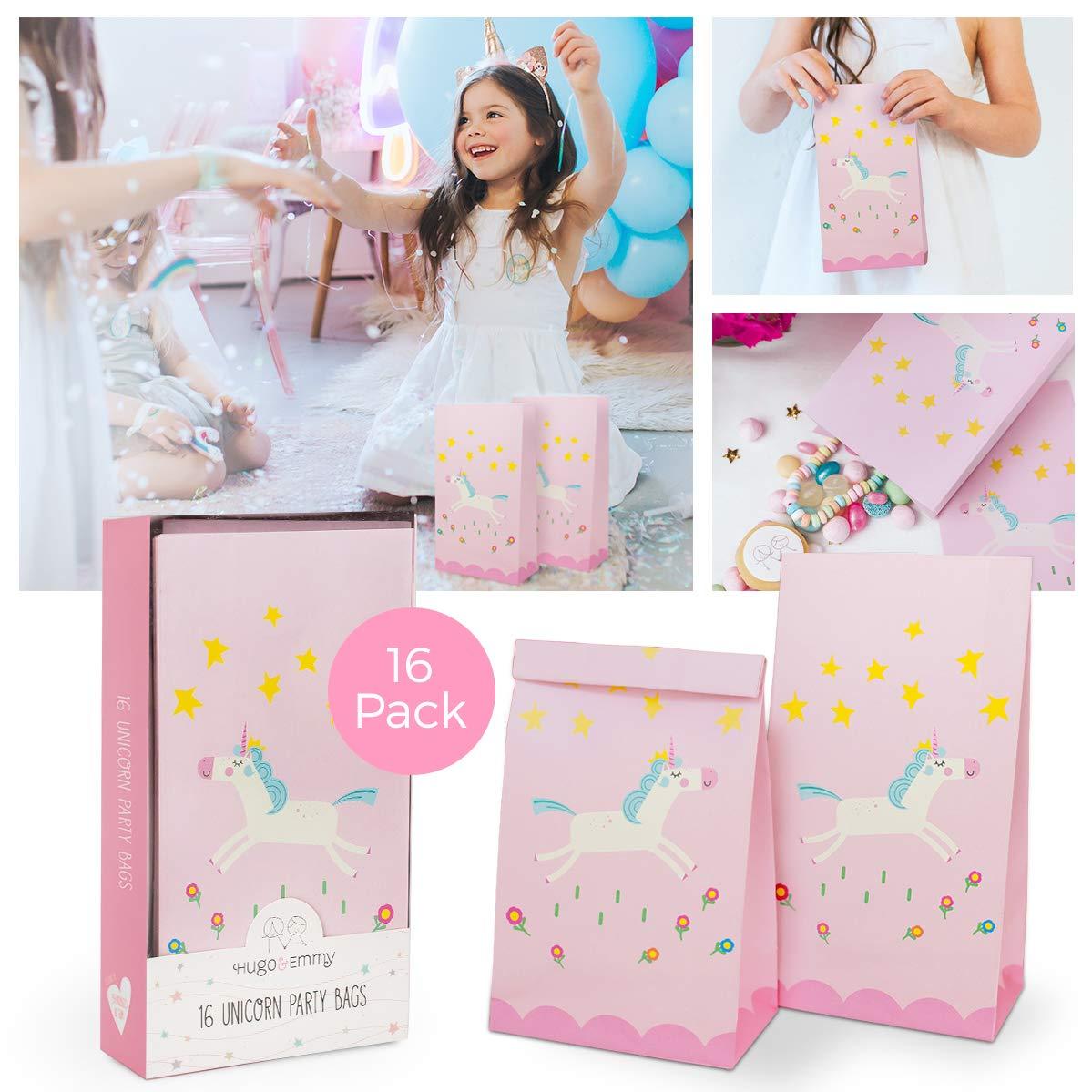 Amazon.com: Bolsas de fiesta de unicornio – Bolsas de ...