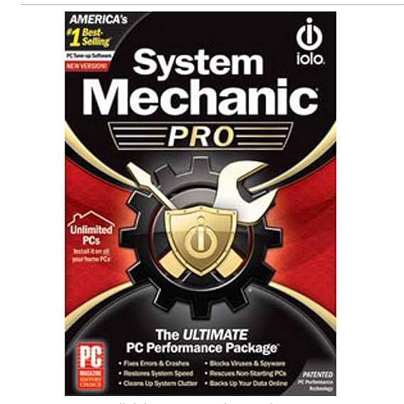 System Mechanic Professional - Unlimited PCs Version 11