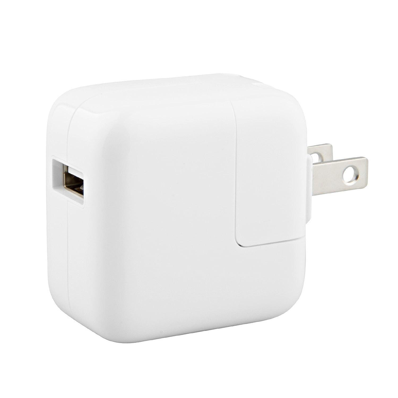 Amazon.com: Apple 12 W adaptador de corriente USB MD836LL/A ...