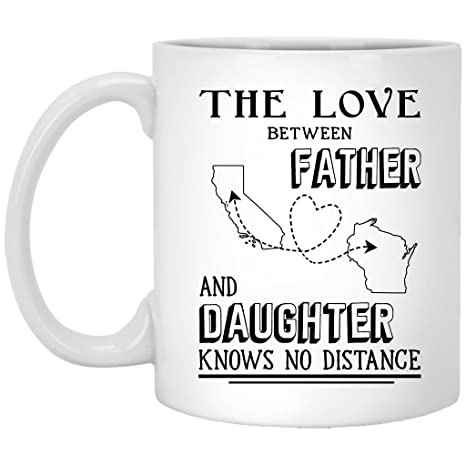 Amazon com: The Love Between Father and Daughter Knows No