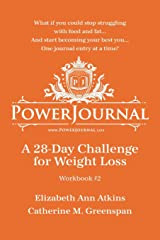 Powerjournal Workbook #2: A 28-Day Challenge for Weight Loss Paperback