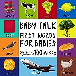 Baby Talk Milestones: First Words, Teaching Activities ...