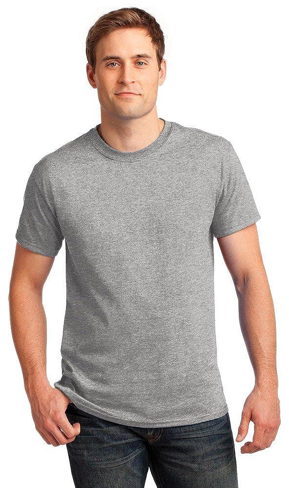 Gildan Mens Ultra Cotton 100/% Cotton T-Shirt