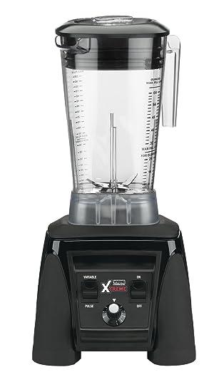 Waring MX1200XTX Batidora de vaso 1.9L 1500W Negro - Licuadora (Batidora de vaso, 1,9 L, Negro, 1500 RPM, 20000 RPM, Paso): Amazon.es: Hogar