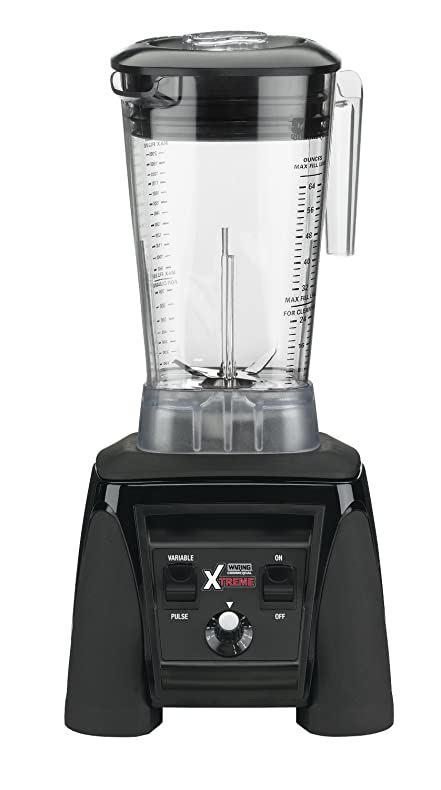 Amazon waring commercial mx1200xtx xtreme hi power variable waring commercial mx1200xtx xtreme hi power variable speed food blender with raptor copolyester container sciox Images