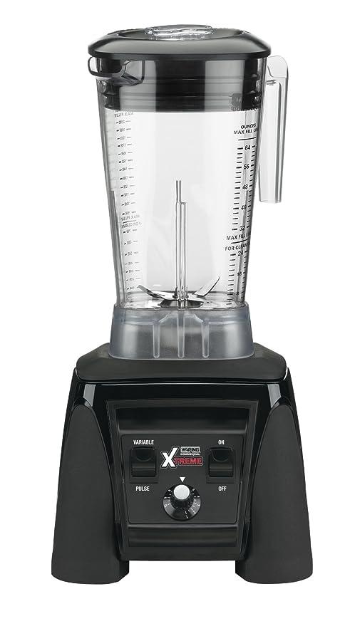 Waring MX1200XTX Batidora de vaso 1.9L 1500W Negro - Licuadora ...